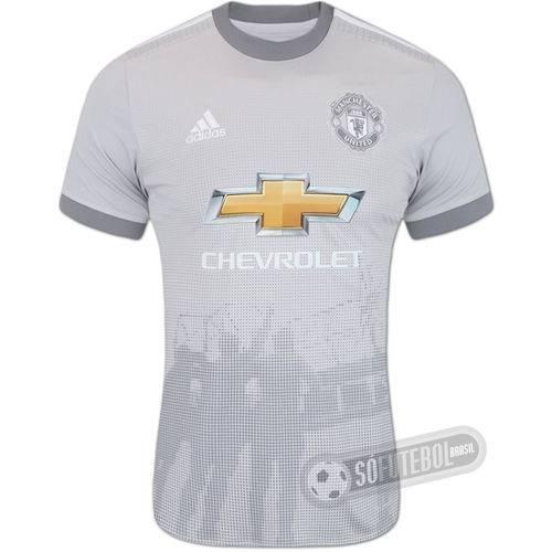 Camisa Manchester United - Modelo Iii