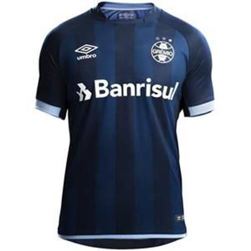 Camisa Masc Gremio Of 3 2017/18 Marinho/azul 737 3g160268