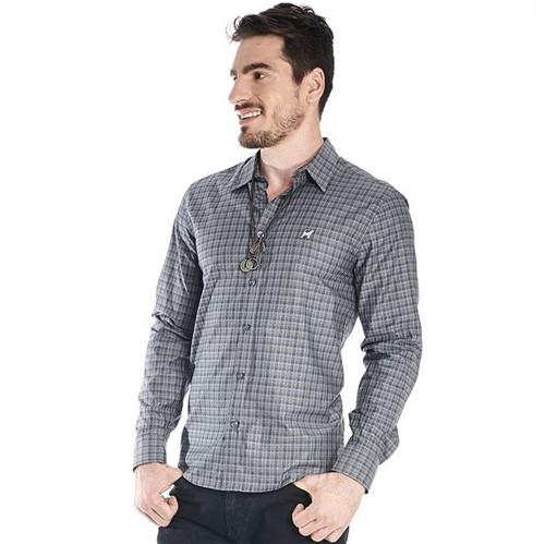 Camisa Masculina Manga Longa Beagle
