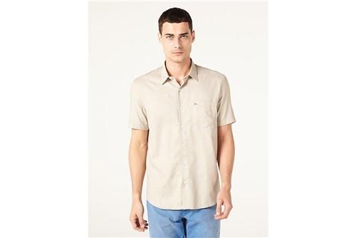 Camisa Menswear Xadrez - Amarelo - M