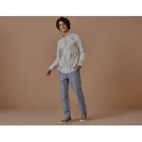 Camisa Ml Fresh Branco - P