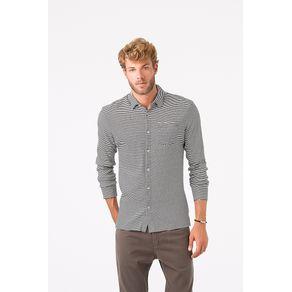 Camisa Ml Quadrile Preto - M