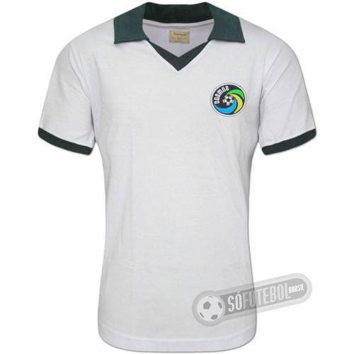 Camisa New York Cosmos 1976 - Modelo Ii