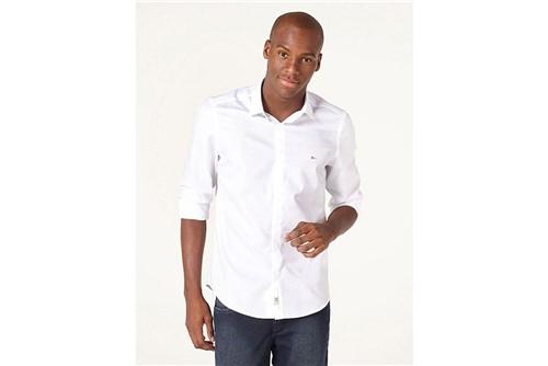 Camisa Night Super Slim Fio 70 - Branco - GG