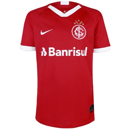 Camisa Nike Infantil Internacional I 2019/2020 Torcedor S/nº AJ5826-611 AJ5826611