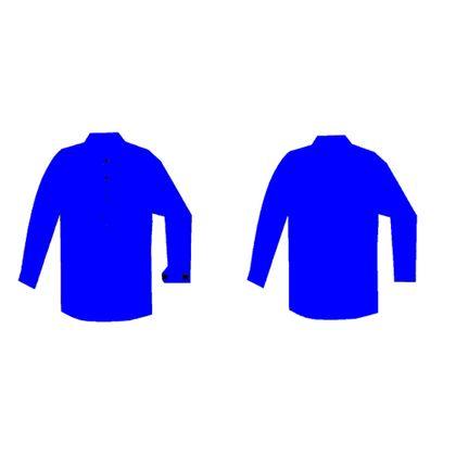 Camisa Nomex® Azul Royal Categoria II Dupont XG