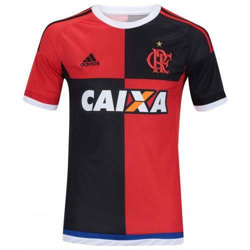Camisa Oficial Adidas Flamengo 450 Anos Ii 2015 Masculino