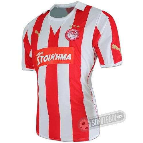 Camisa Olympiakos - Modelo I