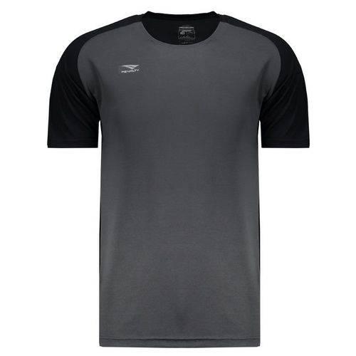 Camisa Penalty Speed IX Chumbo e Preta