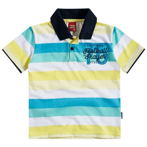 Camisa Polo American Football Amarela - Kyly 1