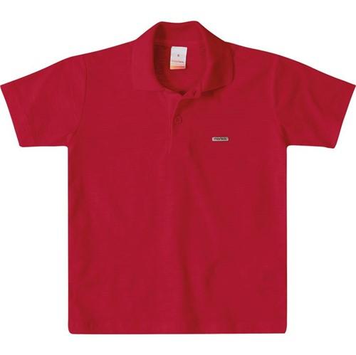 Camisa Polo Marisol Vermelho Menino