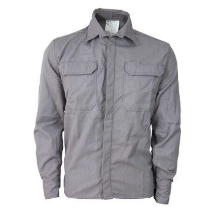 Camisa Protera® Cinza 2 Bolsos Categoria II Dupont G