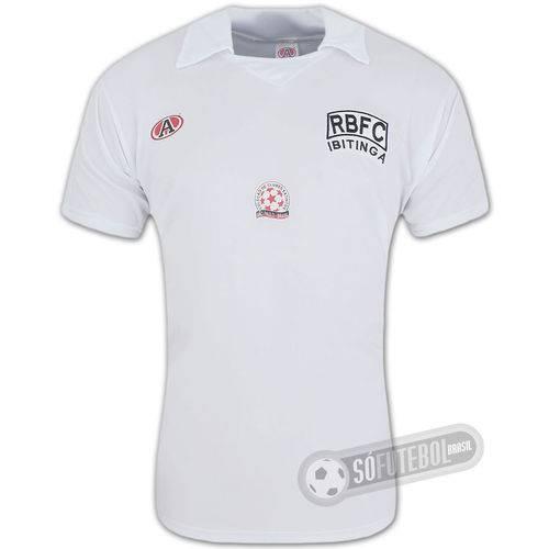 Camisa Rio Branco F.C. de Ibitinga - Modelo Ii