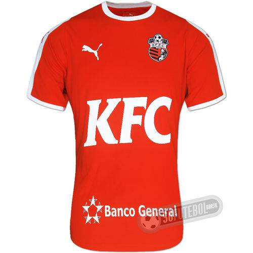 Camisa San Francisco de La Chorrera - Modelo I