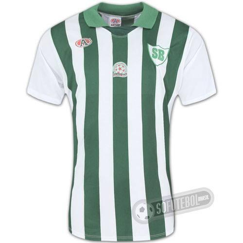 Camisa Santa Bárbara de Itapira - Modelo Iii