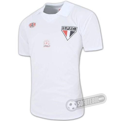 Camisa São Paulo de Assis - Modelo I