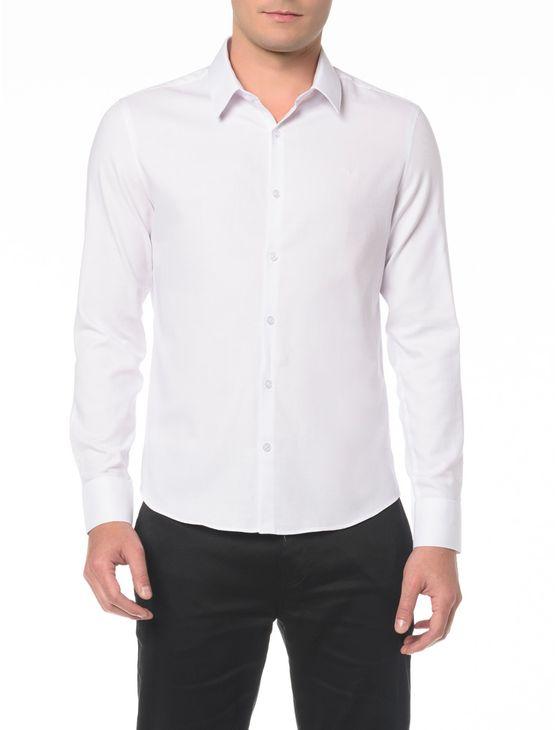 Camisa Slim Geneva Diagonal - 2
