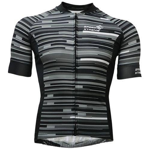 Camisa Sport Xtreme Slim Nero