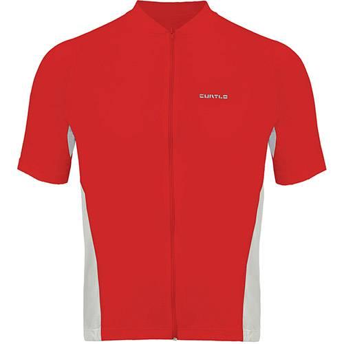 Camisa Sprinter MC CURTLO Masc - Vermelho P