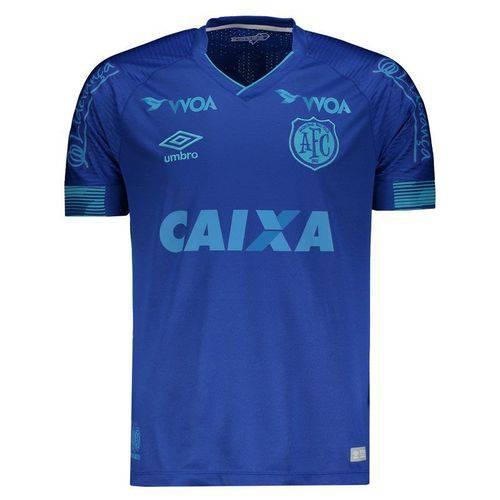 Camisa Umbro Avaí III 2017 N° 10