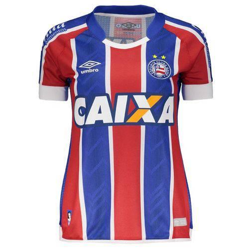 Camisa Umbro Bahia II 2017 Feminina N° 10 - Umbro