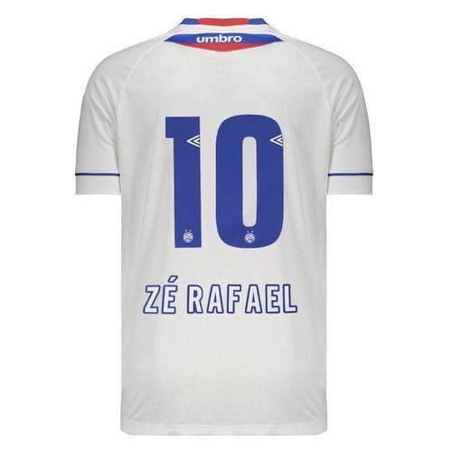 Camisa Umbro Bahia II 2018 Sk-1 10 Zé Rafael