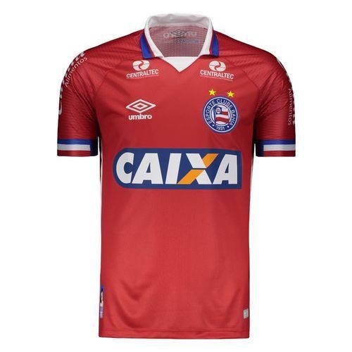 Camisa Umbro Bahia III 2017 18 Zé Rafael