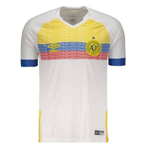 Camisa Umbro Chapecoense II 2018 La Pasión