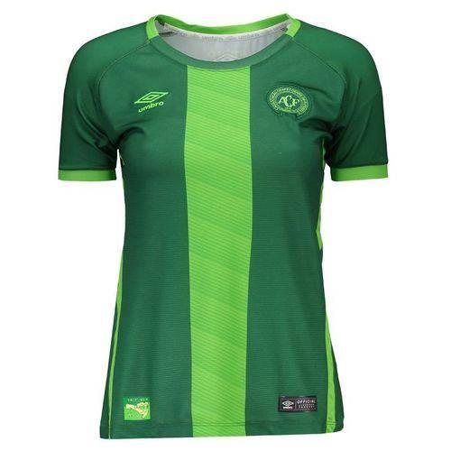 Camisa Umbro Chapecoense III 2016 Feminina - Umbro