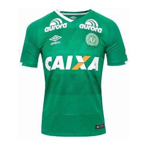 Camisa Umbro Chapecoense Of.1 S/N 3A00016