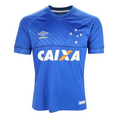 Camisa Umbro Cruzeiro 2018 Torcedor Masculina 3e160366