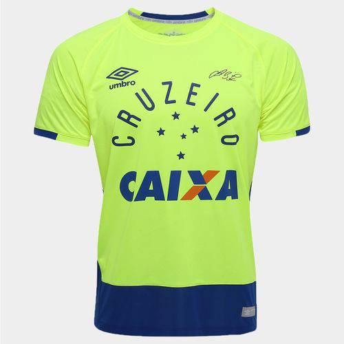 Camisa Umbro Cruzeiro Goleiro 3E05000