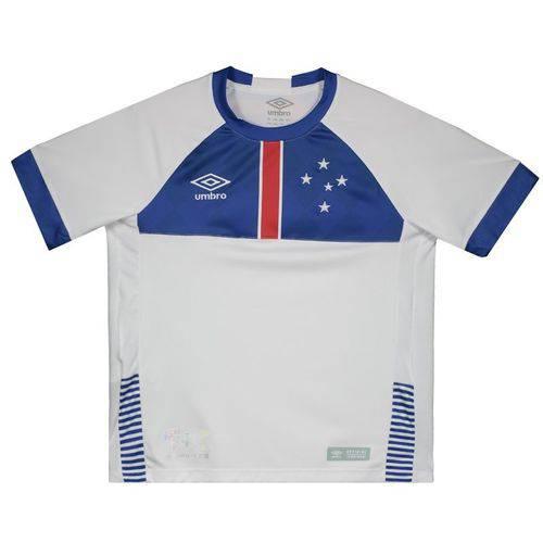 Camisa Umbro Cruzeiro II 2018 Blaa Víkingur Juvenil - Umbro