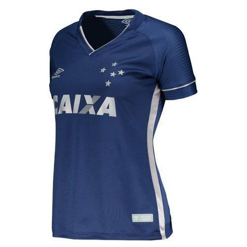 Camisa Umbro Cruzeiro III 2017 Feminina - Umbro