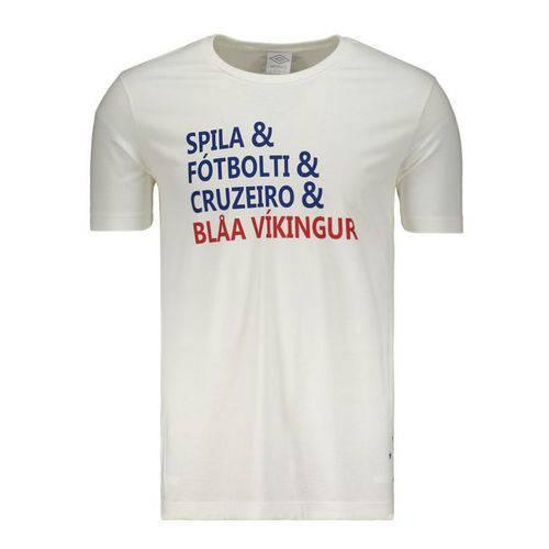 Camisa Umbro Cruzeiro Lettering