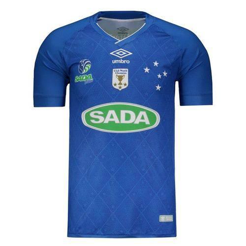 Camisa Umbro Cruzeiro Vôlei III 2017 - Umbro