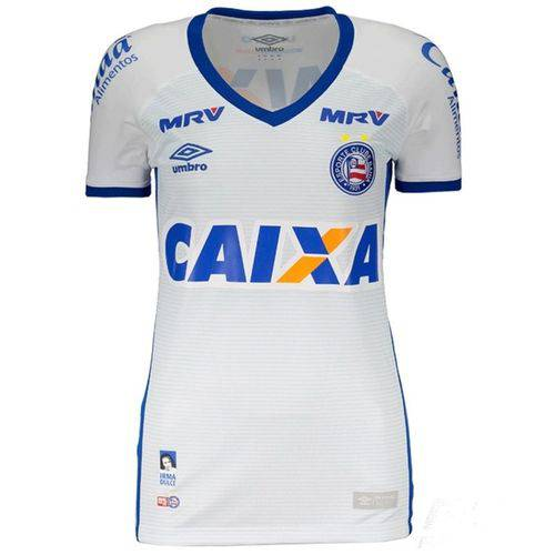 Camisa Umbro Feminina Bahia OF.1 2016 3H00017