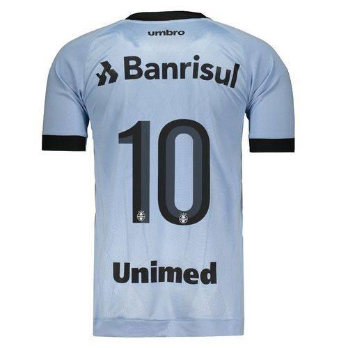Camisa Umbro Grêmio II 2017 N° 10 Jogador