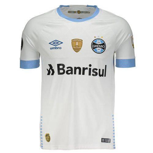 Camisa Umbro Grêmio II 2018 N° 10 Libertadores Jogador