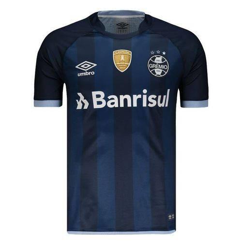 Camisa Umbro Grêmio III 2017 N° 10 Campeão Libertadores