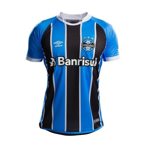 Camisa Umbro Grêmio Of 1 2017 Mundial C/N 783583