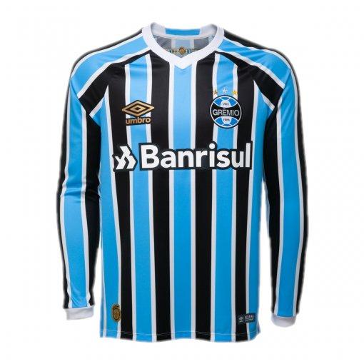 Camisa Umbro Grêmio Of.1 18 Fan 3g 3g170047-312 3g170047312