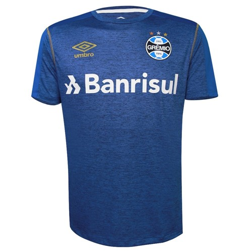 Camisa Umbro Masculina Grêmio Aquecimento 2019 3G160722-393 3G160722393
