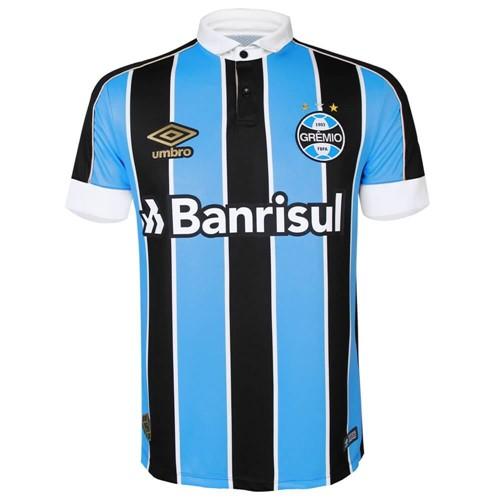 Camisa Umbro Masculina Grêmio Oficial 1 2019 Classic C/n 10 837283