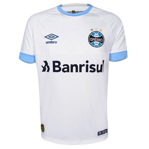 Camisa Umbro Masculina Grêmio Oficial II 2018 Fan C/n° 7 3G160653
