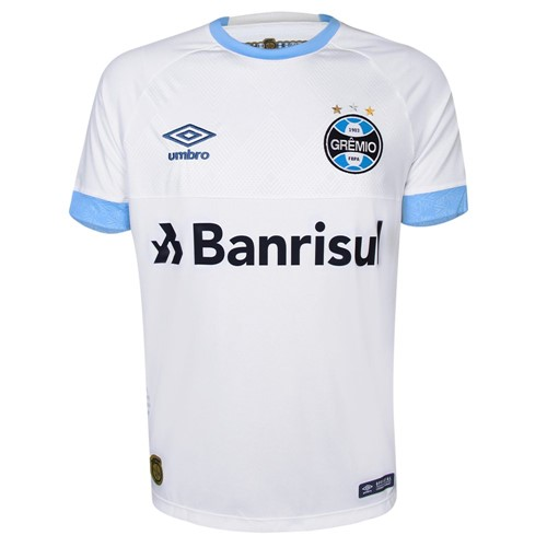 Camisa Umbro Masculina Grêmio Oficial II 2018 Game C/Nº 10 778232