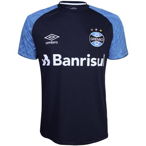 Camisa Umbro Masculina Grêmio Treino 2018   Botoli Esportes