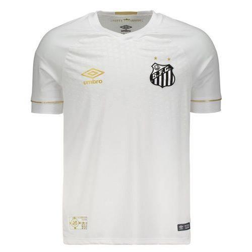 Camisa Umbro Santos I 2018 Jogador
