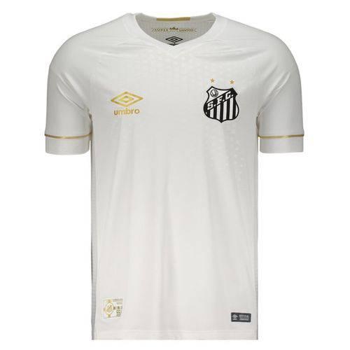 Camisa Umbro Santos I 2018 N°10 Jogador