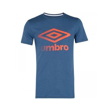 Camisa Umbro Twr Poly Graphics Azul P